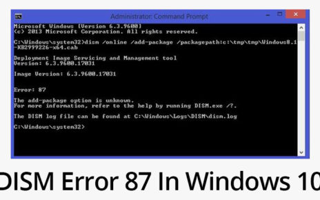 DISM-Error-87-In-Windows-10