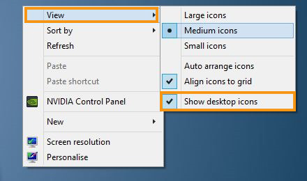 Enable-the-Show-Desktop-Icons