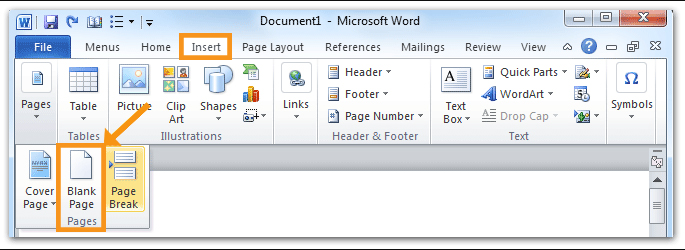 Duplicate a Page in Word with a Multi-page file
