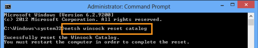 Try to Use the Command Prompt
