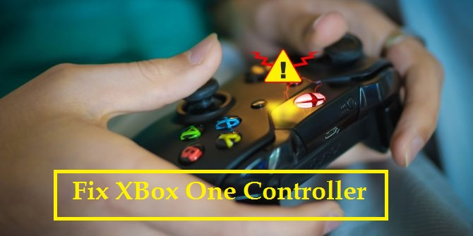 How to Fix an Xbox One Controller